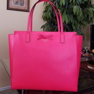 Kate Spade Leather Taden Bag